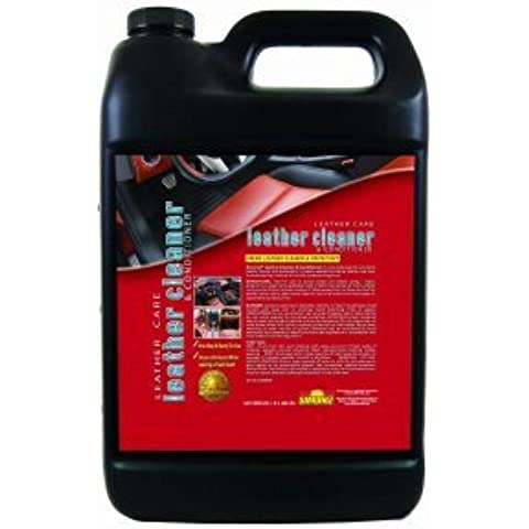 Leather Cleaner & Conditioner / Limpiador y acondicionador de Cuero 3,78L
