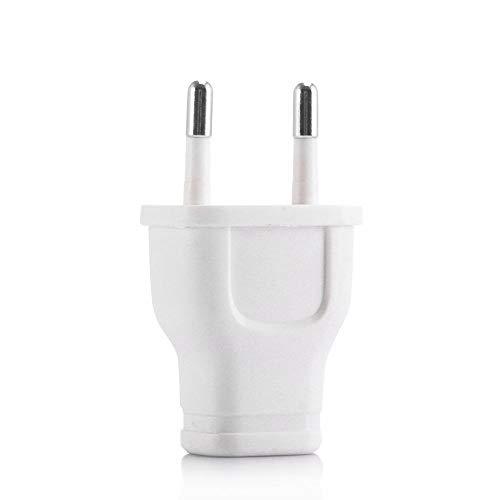 REFURBISHHOUSE Universal 5V 1A Solo Adaptador Cargador de Potencia CA de Pared USB Enchufe de la UE para el iPhone X 8 7 Samsung S9 S8 Xiaomi Blanco