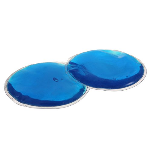 TENGGO 2Pcs Pain Relief Relaxing Cooling Or Heat Gel Pads for Eye Maske Shade Relaxed Yourself