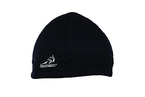 Headsweats Sportmütze Skullcap Black, One Size Coolmax-skull-cap