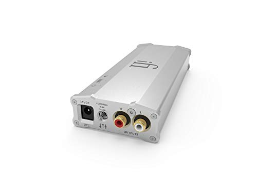 iFi Micro iPhono2 Phonovorverstärker für mm- und MC-Tonabnehmer