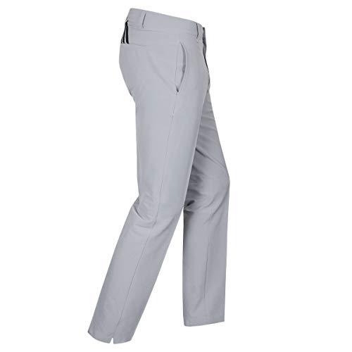 adidas Herren Ultimate 365 3-Streifen Tapered Hose, Grey Two, 32-32