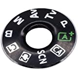 PhotoTrust Dial Mode Plate Interface Cap Replacement Part For Canon EOS 6D Digital Camera Repair