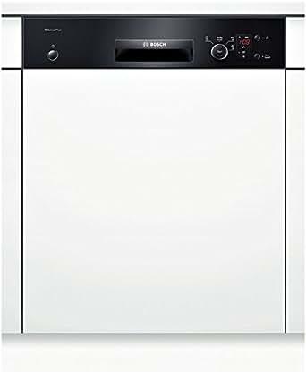 Bosch - SMI40D06EU - Lave Vaisselle - 12 Couverts - 48 dB - Classe: A+ - Noir