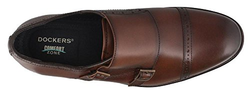 Dockers Hombres Loafers Brown