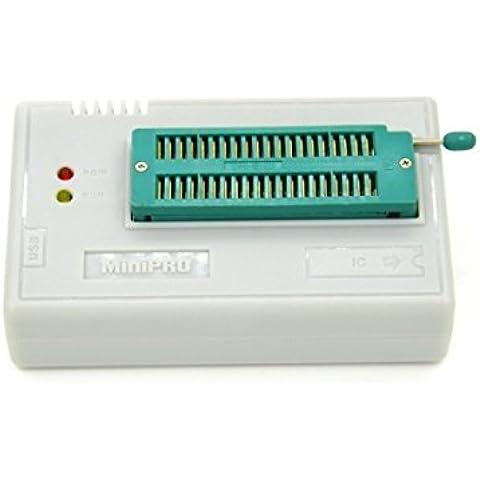 Original V6.5 Super Mini Pro TL866A Universal EEPROM Programador Asistencia Windows 2000, XP, 2003, 2008, Vista y