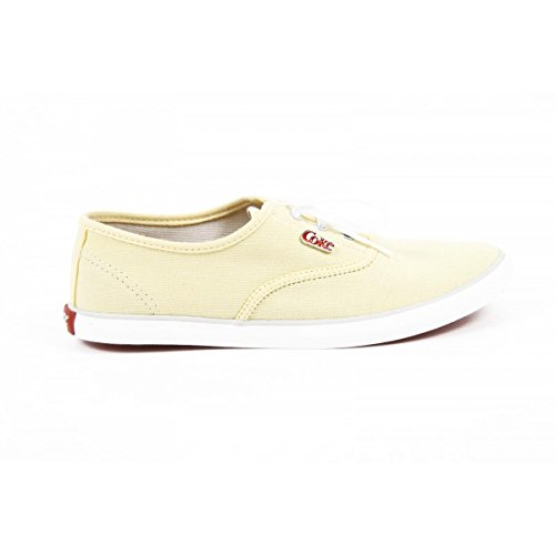 Coca Cola Coca Cola ladies sneakers CCA0313 ALL DAY YELLOW GIALLO
