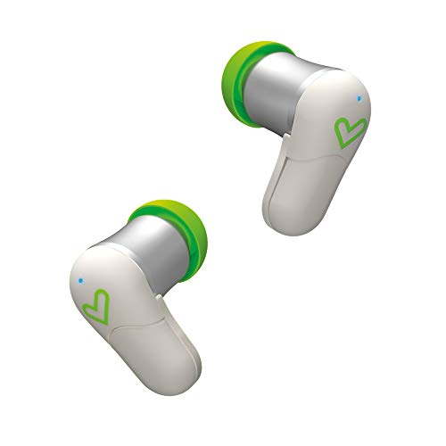 Energy Earphones Style 6 True Wireless White (True Wireless Stereo, Easy Connect, Charging Case)