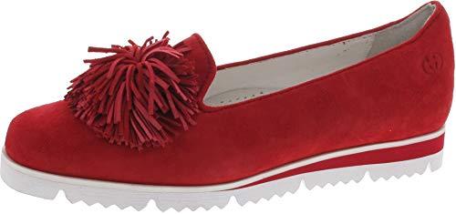 Gerry Weber Damen Slipper MIA 08 G6210832/400 rot 430864 Mia Suede Shoes