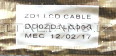 ITALIANBIZ CAVO LCD CONNESSIONE PER NOTEBOOK ACER ASPIRE 5920 5920G DD0ZD1LC000