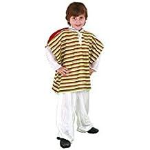 Boys Toys - Disfraz Mejicano Niño 7-9 Años 5023