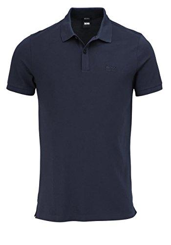 BOSS Herren Poloshirt Pallas Kurzarm Marine (52) L