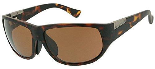 Serengeti Salerno II Sonnenbrille, Farbe Linse Polarized Drivers, Objektiv-Kategorie 3, Braun