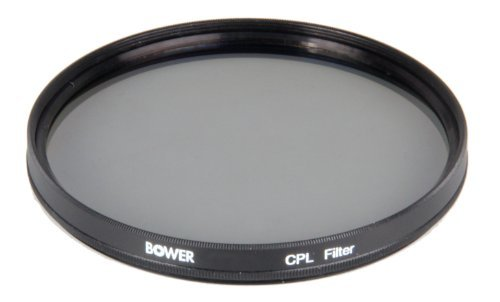 Bower fp77cc Digital High-Definition 77 mm Zirkular Polarisator Filter