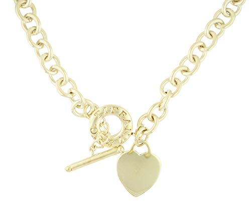 Tiffany Co. Belcher-Halskette, Sterling-Silber 925, Breite 10 mm