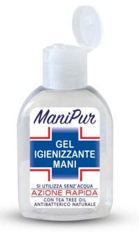 Scopri offerta per MANIPUR GEL IGIENIZZANTI MANI 70ML A base di Alcol + Tea tree oil