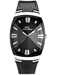 Chronotech Mujer Reloj Plata/Negro CT.7065L/02