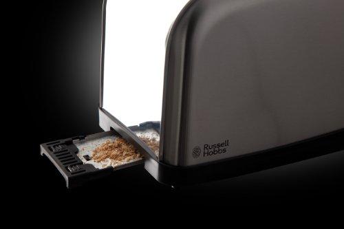 Russell Hobbs Futura 2 Slice Toaster 18780 Stainless