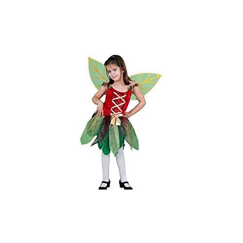 Imagen de disfraz hada del bosque talla 10 12 años