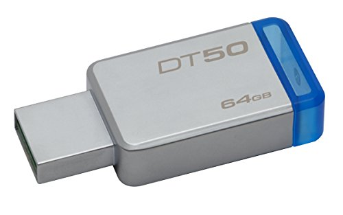 Kingston DT50/64GB Memoria Usb de 64 Gb