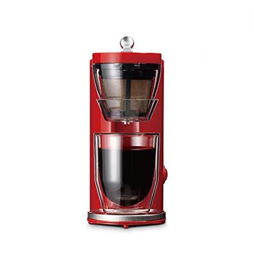 Retro-Kaffeemaschine Home Automatische Kleine Mini-Kaffeemaschine