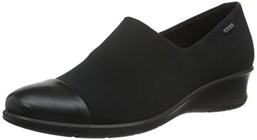 ECCO Felicia, Zapatillas Bajas Mujer, Negro BLACK/BLACK53960
