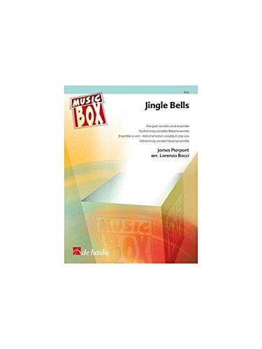 Jingle Bells Musique d'Ensemble -Partition+Parties Separees (Bell 070)