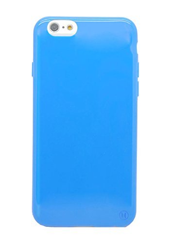 "Uunique iPhone 6 4,7 ""Étui de protection Ultra fin en TPU Bleu"