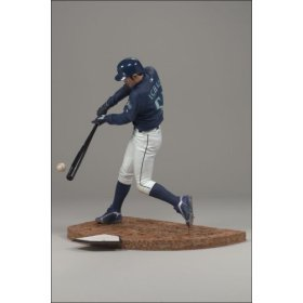 McFarlane MLB Series 22:Ichiro Suzuki 3 - Seattle Mariners Seattle Mariners, Fan-serie