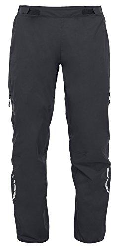 VAUDE Herren Hose Tremalzo Rain Pants black