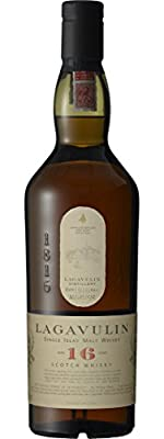 Lagavulin 16 Year Old Islay Single Malt Whisky 70cl