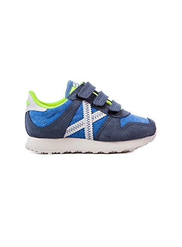 Munich Mini Massana VCO 71 - Zapatillas Niño Azul Talla 32