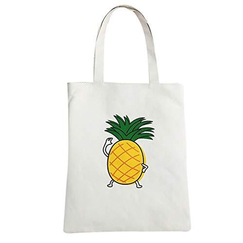 Bfmyxgs Mother es Day Women Canvas Handtasche Printed Shoulder bag Capacity Beach Tote Shopping Handtasche Totes Rucksack Schultertaschen Totes Waist Waist Bag Bag Bag Tasche Brustpaket