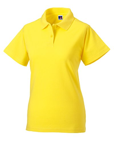 Russell Athletic - Polo - Femme Jaune