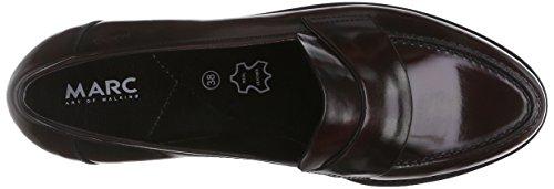 Marc Shoes Romy, Chaussures Fermées Pour Femmes Red (rot (edge 660))