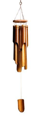 Frank Flechtwaren Windspiel aus Bambus