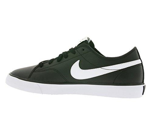 Nike Herren Primo Court Leather Turnschuhe Blanco (Blanco (Black/White))