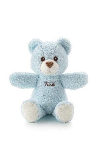 Trudi 25981 - Orso Cremino, colore: Azzurro