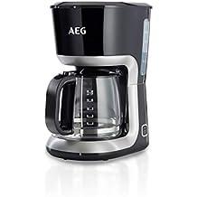 AEG KF3300 Cafetera De Goteo, 1100W, 1,4L, sistema antigoteo, desconexión