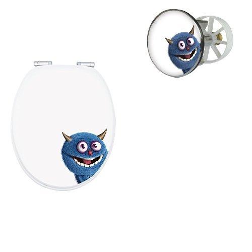 WC-Sitz Passend für alle handelsüblichen WCs