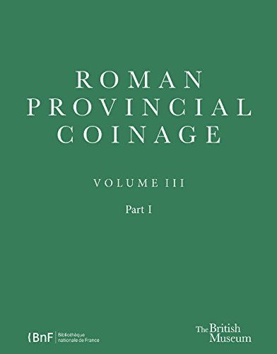 Roman Provincial Coinage III: Nerva, Trajan and Hadrian (AD 96-138) by Michel Amandry (2015-10-15)