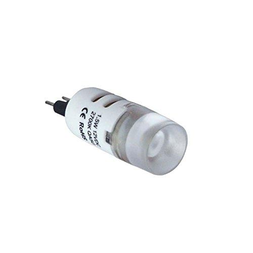 Bombilla Led G4-AC12V, CREE, 1.5W, 320º, Blanco cálido