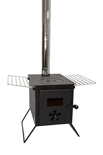 Outbacker 'Firebox' Campingofen, ZeltOfen inklusive Tragetasche ...