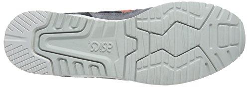 Asics Gel-lyte Iii Unisex-Erwachsene Sneaker Schwarz (black/chili 9024)