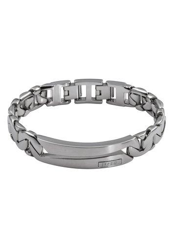 Fossil Armband, JF 84283« silber, Größe