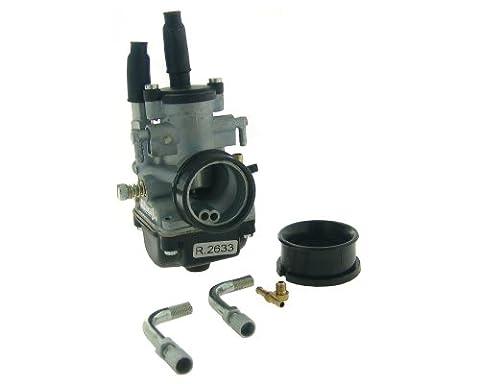2EXTREME 21mm Sport Vergaser für GILERA DNA 50, Easy Moving 50, Ice 50, Runner