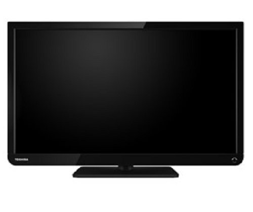 Toshiba 23s2400ze 58.42 cm (23 inches) Full HD LED Television (Black)