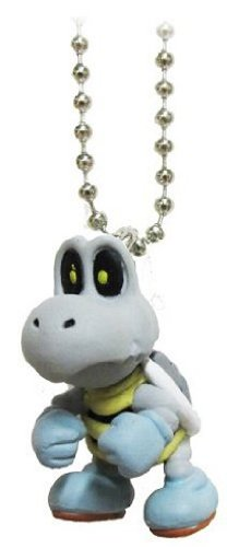 Mario TOMY New Super Mario Galaxy 2 Mini Figure Keychain-1