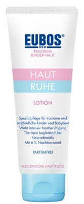 Eubos Kinder Haut Ruhe Lotion 125 ml [Badartikel]