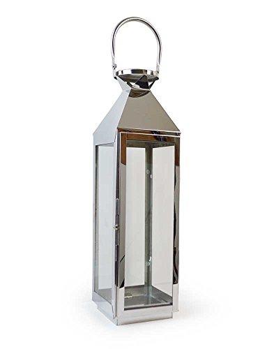 tall-chrome-glass-lantern
